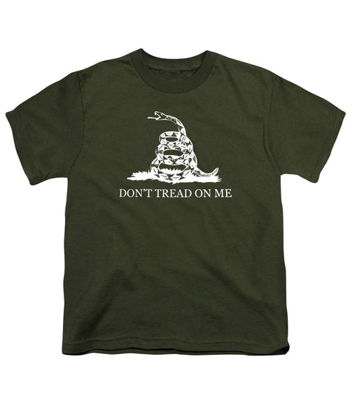 Don/'t Tread On Me Youth T-Shirt