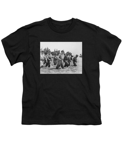 General Douglas MacArthur Returns - Youth T-Shirt