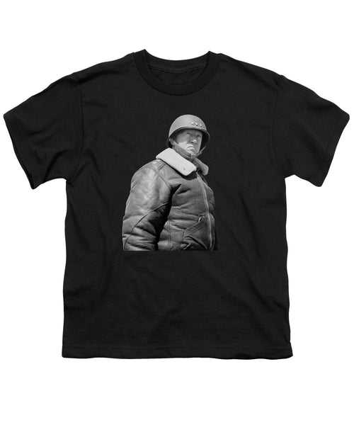General George S. Patton - Youth T-Shirt