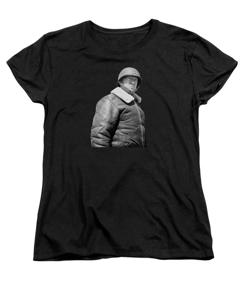 General George S. Patton - Women's T-Shirt (Standard Fit)