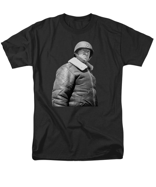 General George S. Patton - Men's T-Shirt  (Regular Fit)
