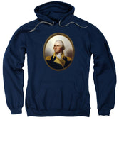 General Washington - Porthole Portrait  - Sweatshirt