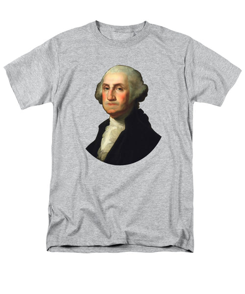George Washington - Rembrandt Peale - Men's T-Shirt  (Regular Fit)