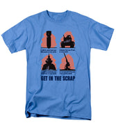 Get In The Scrap - WW2 - Men's T-Shirt  (Regular Fit)
