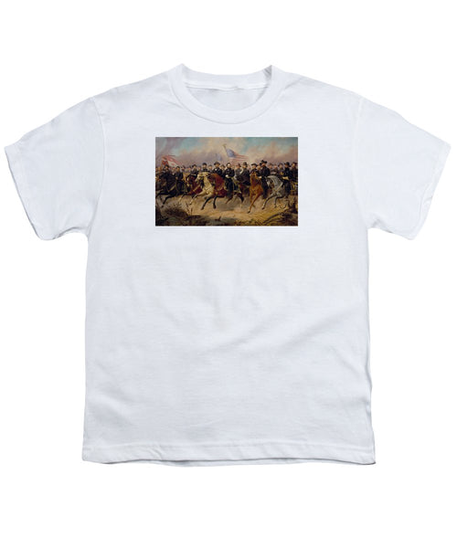 Grant And His Generals - Youth T-Shirt