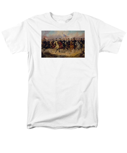 Grant And His Generals - Men's T-Shirt  (Regular Fit)