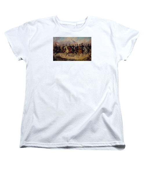 Grant And His Generals - Women's T-Shirt (Standard Fit)