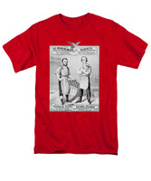 Grant And Wilson 1872 Election Poster  - Men's T-Shirt  (Regular Fit)