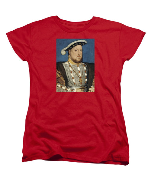 Henry VIII - Hans Holbein The Younger - Women's T-Shirt (Standard Fit)