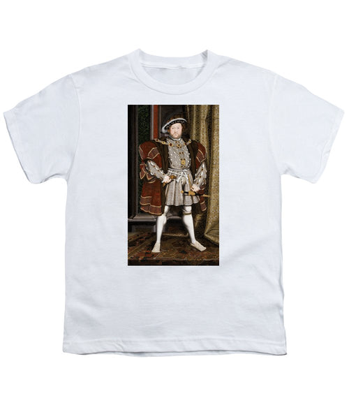 Henry VIII Of England - Youth T-Shirt