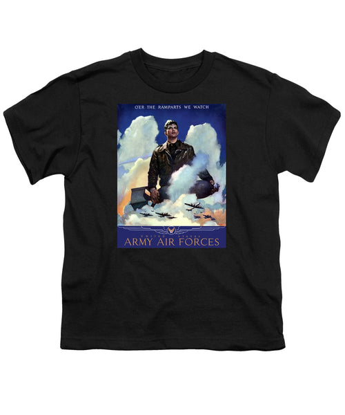 Join The Army Air Forces - WW2 - Youth T-Shirt
