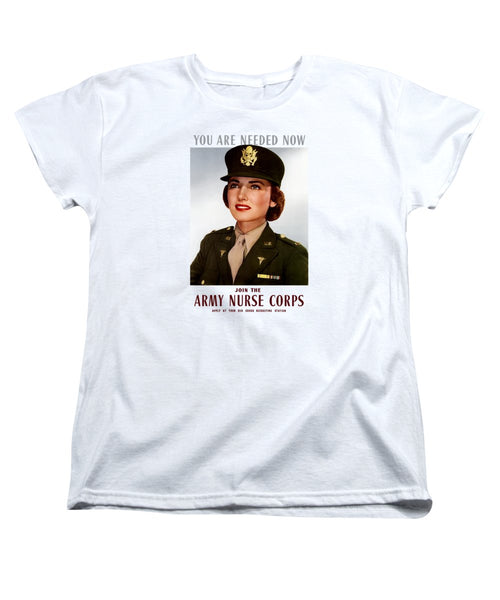 Join The Army Nurse Corps - Women's T-Shirt (Standard Fit)