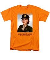 Join The Army Nurse Corps - Men's T-Shirt  (Regular Fit)