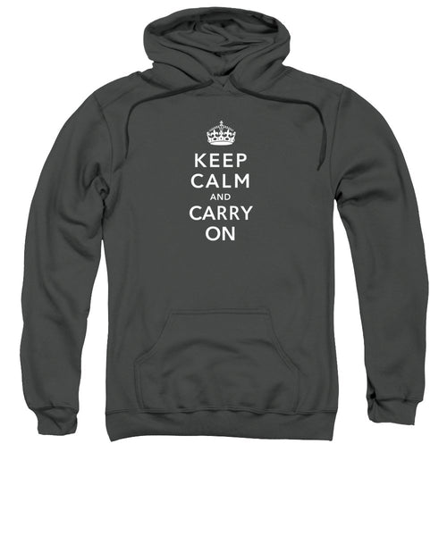 Keep Calm And Carry On - Sweatshirt
