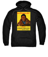 Let's Finish The Job - Merchant Marine Sweatshirt