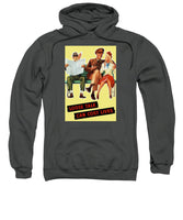 Loose Talk Can Cost Lives - World War Two - Sweatshirt