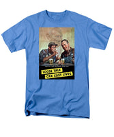 Loose Talk Can Cost Lives - WW2 - Men's T-Shirt  (Regular Fit)