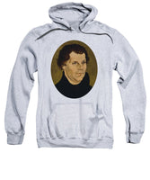 Martin Luther Painting  - Sweatshirt