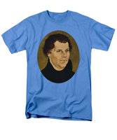 Martin Luther Painting  - Men's T-Shirt  (Regular Fit)