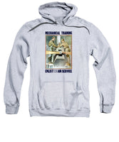 Mechanical Training - Enlist In The Air Service - Sweatshirt