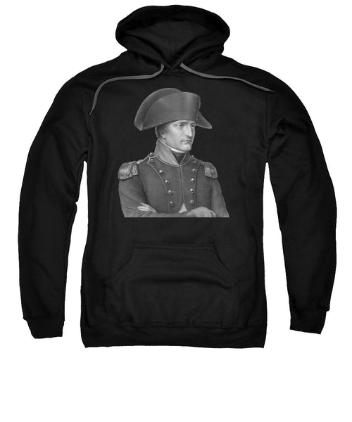 Napoleon Bonaparte In Uniform  - Sweatshirt