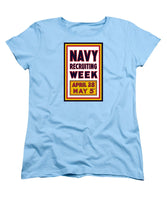 Navy Recruiting Week  - Women's T-Shirt (Standard Fit)