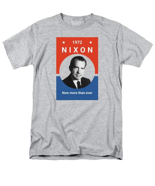 Nixon - Now More Than Ever - 1972 - Men's T-Shirt  (Regular Fit)