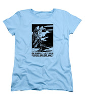 On Guard - Join The Navy - Women's T-Shirt (Standard Fit)