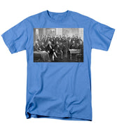 Our American Presidents 1789 - 1881  - Men's T-Shirt  (Regular Fit)