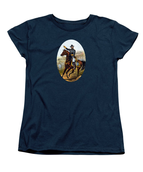 Our Old Commander - General Grant - Women's T-Shirt (Standard Fit)