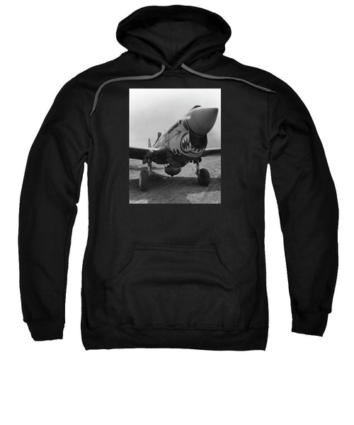 P-40 Warhawk - Flying Tiger - Sweatshirt