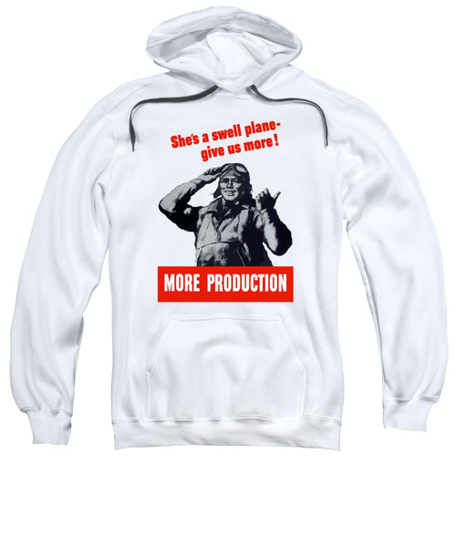 Plane Production - Give Us More - Sweatshirt