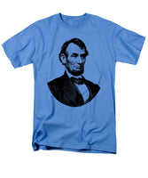 President Abraham Lincoln Graphic - Men's T-Shirt  (Regular Fit)