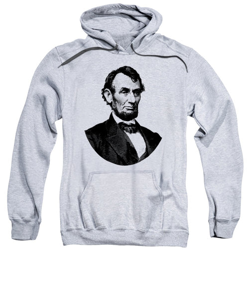 President Abraham Lincoln Graphic - Sweatshirt