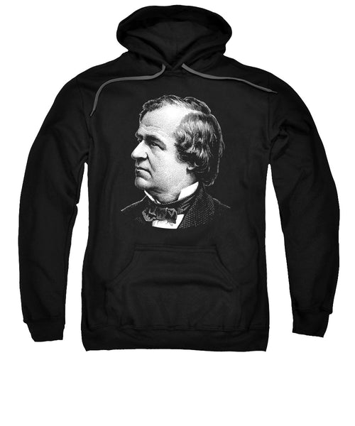 President Andrew Johnson Graphic - Sweatshirt