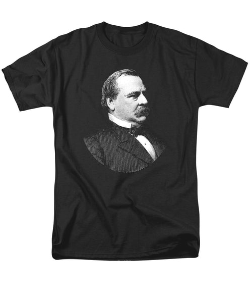 President Grover Cleveland Graphic - Men's T-Shirt  (Regular Fit)