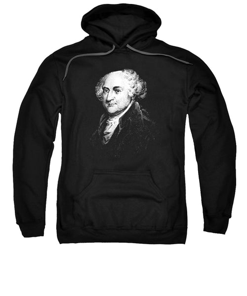 President John Adams Graphic - Sweatshirt