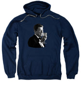 President Reagan Making A Toast - Sweatshirt