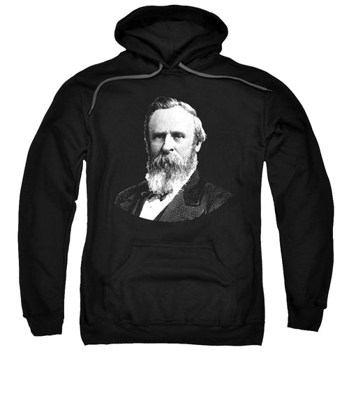 President Rutherford B. Hayes Graphic - Sweatshirt