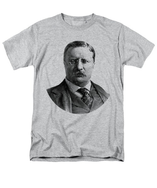 President Theodore Roosevelt Graphic - Men's T-Shirt  (Regular Fit)