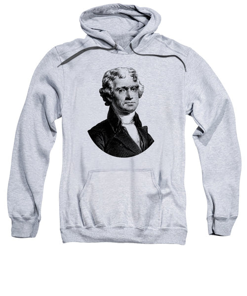 President Thomas Jefferson Graphic - Sweatshirt