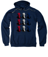 President Thomas Jefferson - Red, White, And Blue - Sweatshirt