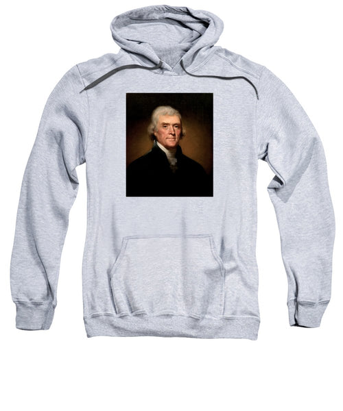 President Thomas Jefferson  - Sweatshirt