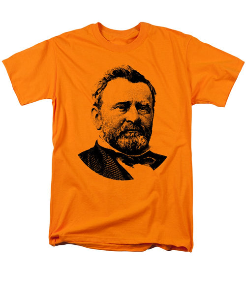 President Ulysses Grant Graphic - Men's T-Shirt  (Regular Fit)