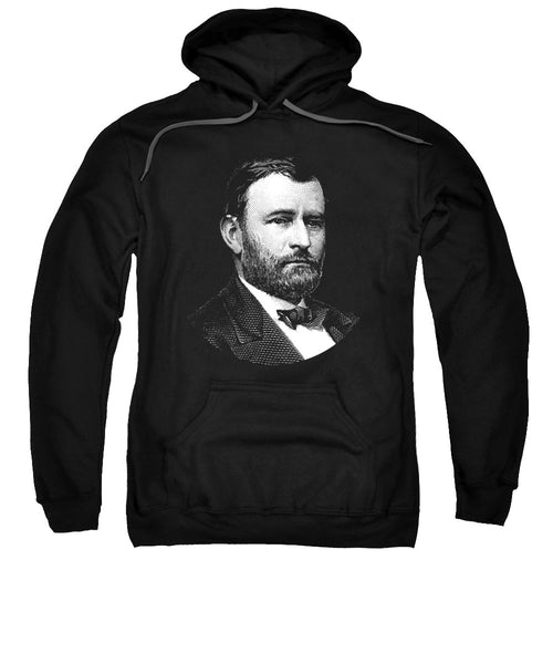 President Ulysses S. Grant Graphic Three - Sweatshirt