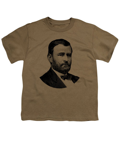 President Ulysses S. Grant Graphic 2 - Youth T-Shirt