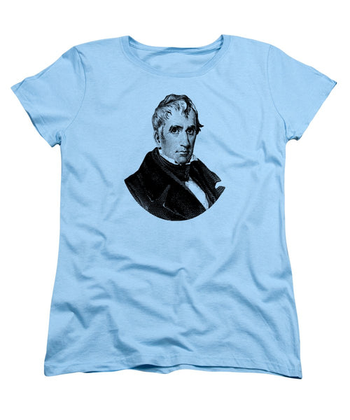 President William Henry Harrison Graphic - Women's T-Shirt (Standard Fit)