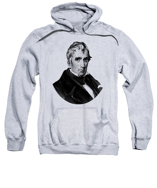 President William Henry Harrison Graphic - Sweatshirt