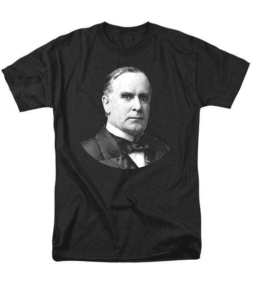 President William Mckinley Graphic - Men's T-Shirt  (Regular Fit)