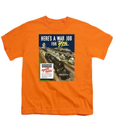 Railroad Workers Urgently Needed - Youth T-Shirt